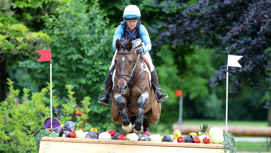 New Zealand Olympic eventing team includes Jonelle Price and Grovine De Reve
