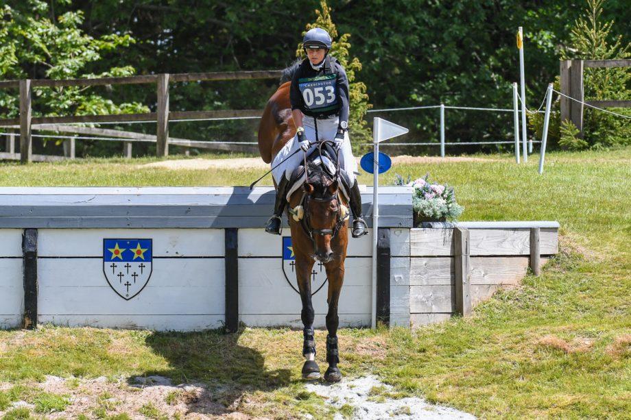 Bicton Horse Trials tickets Bicton Horse Trials cross-country: Piggy March and Vanir Kamira