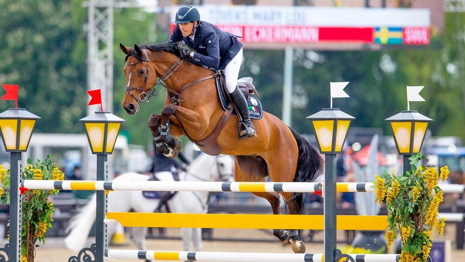 Royal Windsor Horse show showjumping