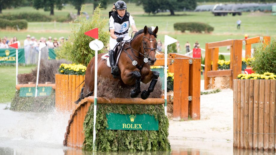 Ingrid Klimke Tokyo Olympics – the Olympic dream is over for Ingrid (pictured at Aachen 2019) due to an injury