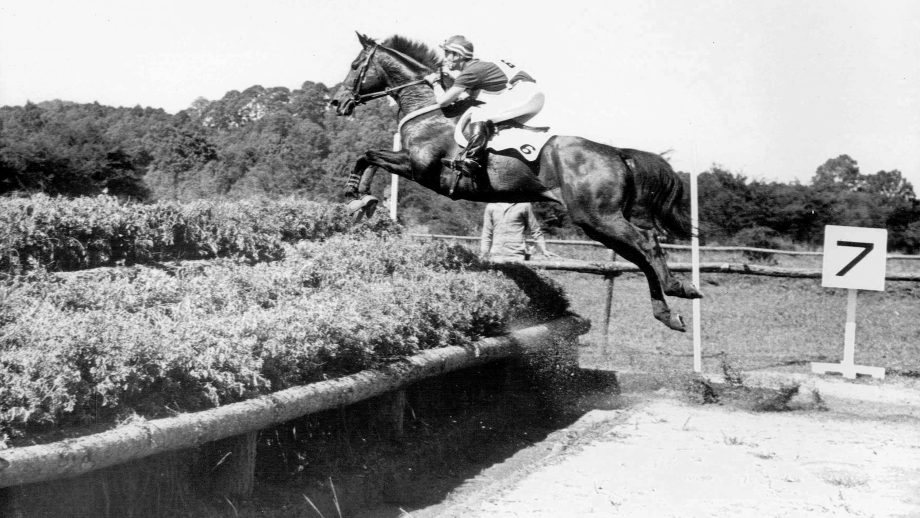 Jim Wofford autobiography: Jim and Kilkenny on the steeplechase at the 1968 Olympics