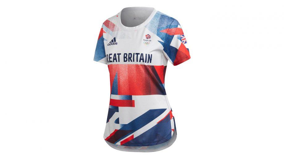 Adidas Team GB Heat.Rdy Media T-shirt