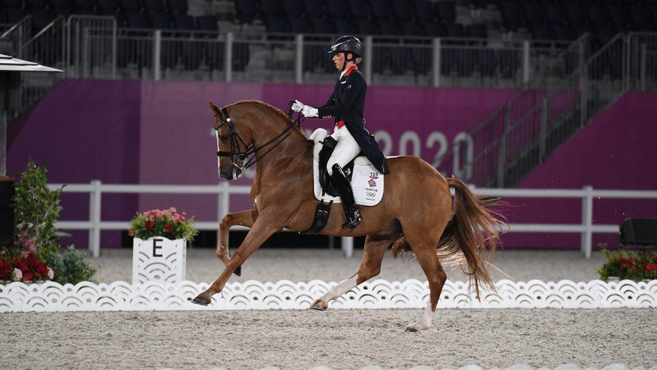 watch European Dressage Championships live olympic dressage team medals charlotte dujardin gio
