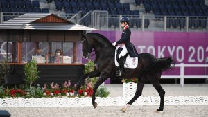 Olympic freestyle dressage times released: find out when the Brits will ride for individual medals