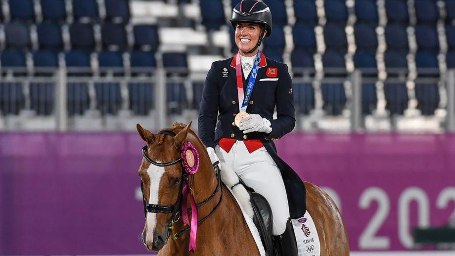 Charlotte dujardin olympic bronze