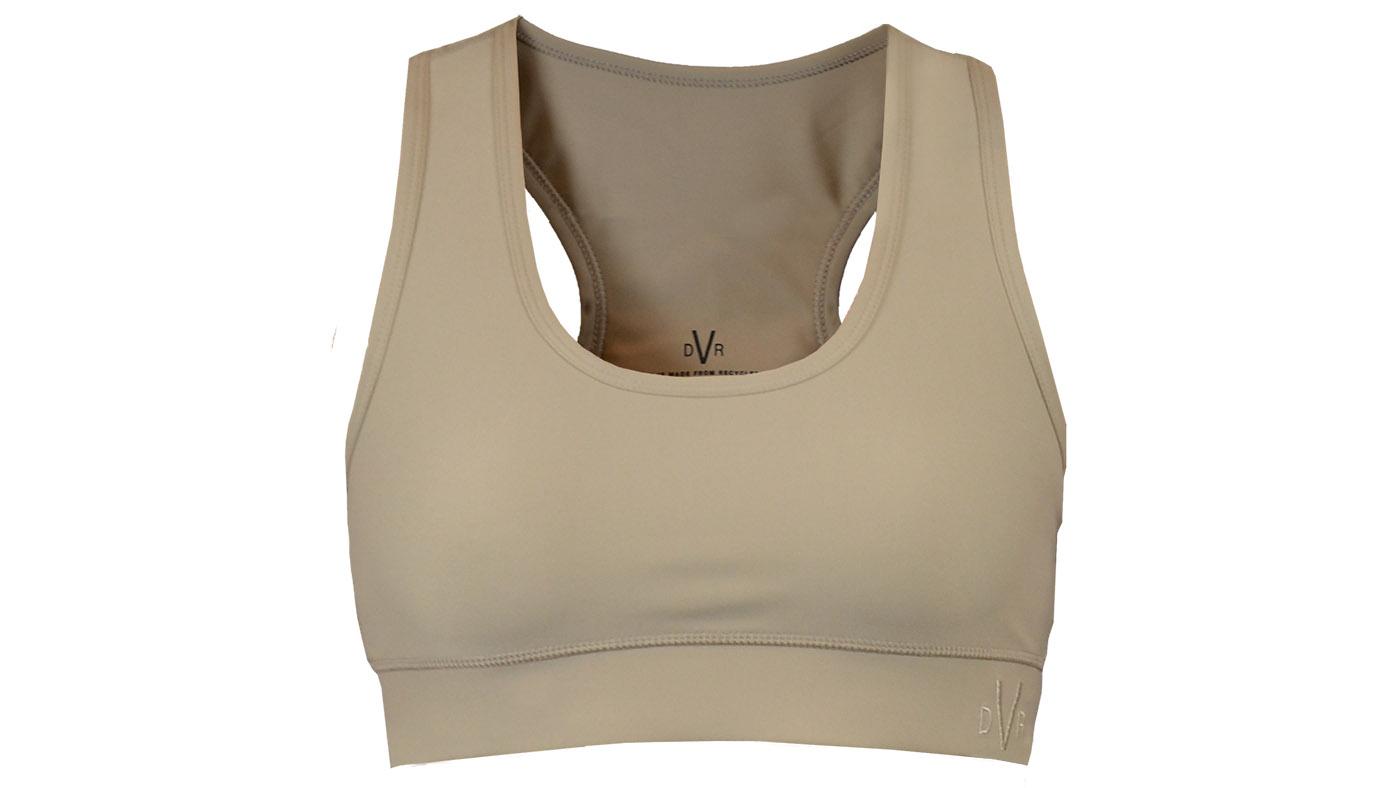 DVR Chiara Econyl compression sports bra for horse riding