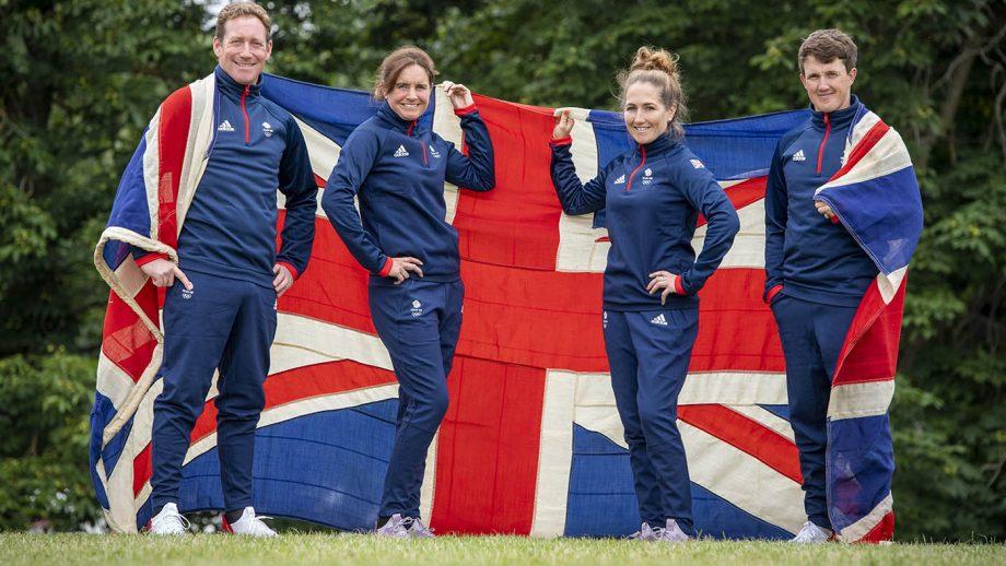 British Tokyo eventing medal predictions