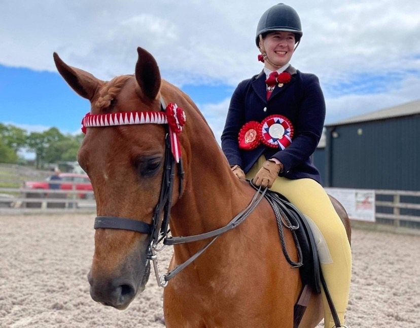 Ella Dunn's show pony Abbas Blue Rainbow has defied numerous odds to qualify for his third Royal International Horse Show