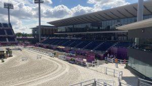 Tokyo Olympics Equestrian Park