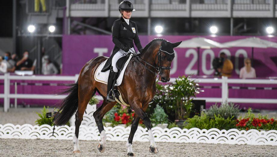 olympic eventing Lara Liedekerke-Mier