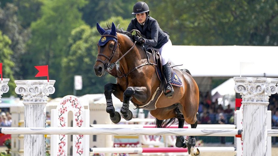 Jessica Springsteen and Don Juan van de Donkhoeve have been selected for the US Olympic showjumping team