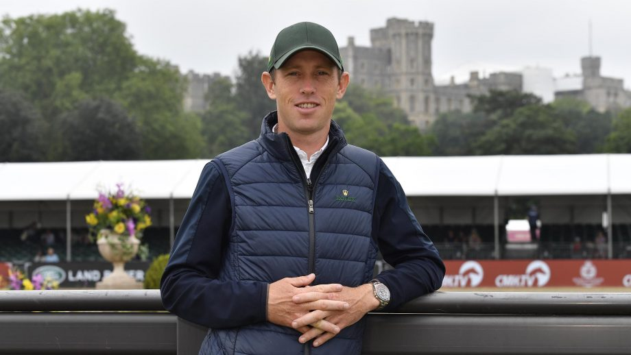 Scott Brash is looking forward to competing in the Rolex grand prix at Royal Windsor