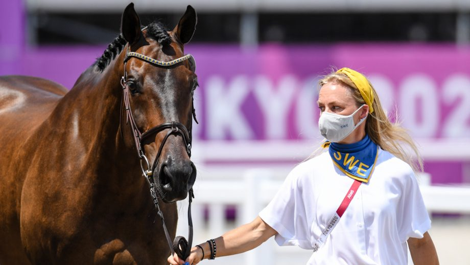 substitution eventing Tokyo Games