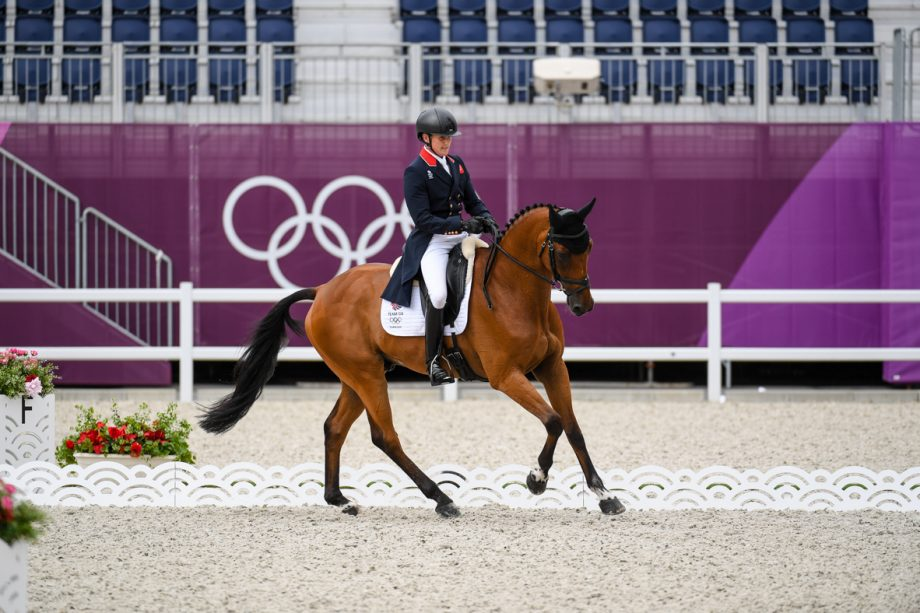 Olympic eventing dressage results: Tom McEwen and Toledo De Kerser take 12th