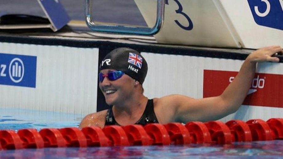 Suzanna Hext selected for Tokyo Paralympics swimming