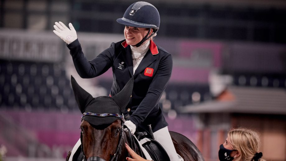 Tokyo Paralympics Natasha Baker inclusion