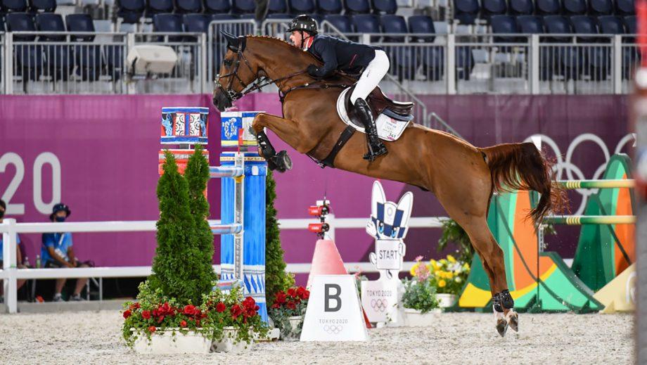 olympic showjumping individual final