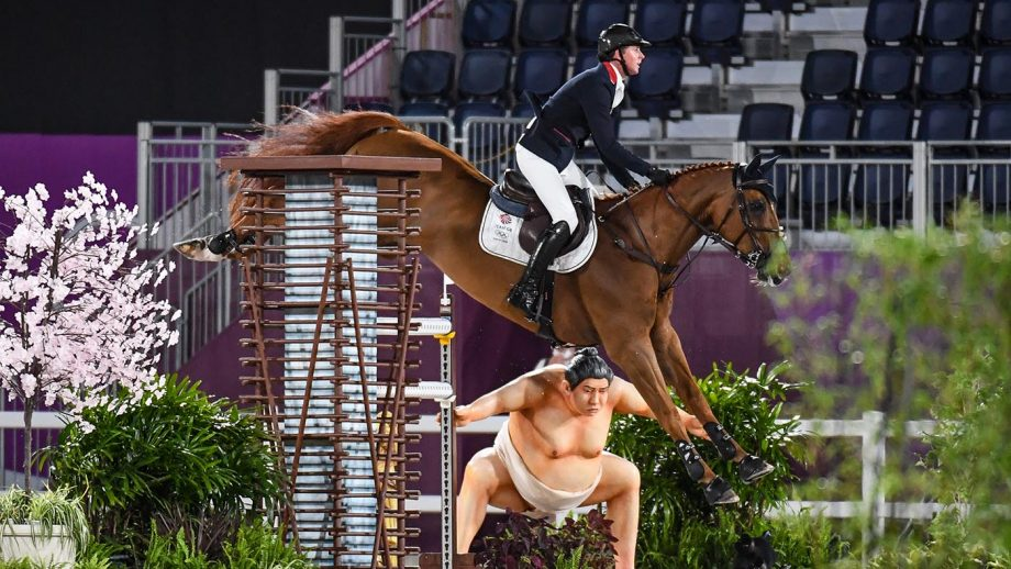 Olympic showjumping individual medals: Ben Maher riding Explosion W wins gold
