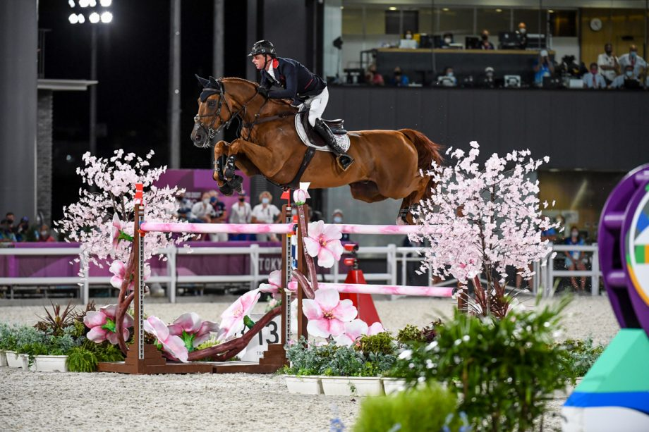 Olympic showjumping times for the team qualifier: Ben Maher and Explosion W will compete for Britain