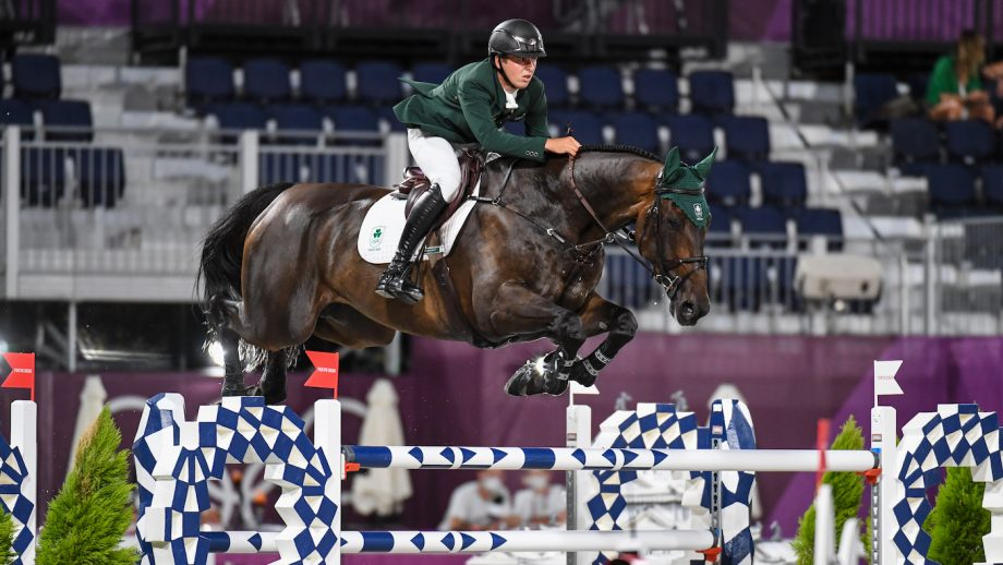 Bertram Allen shares his thoughts on the new Olympic showjumping format