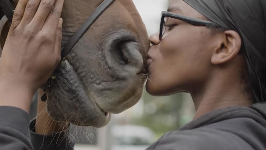 Tina Cook Ebony Horse Club