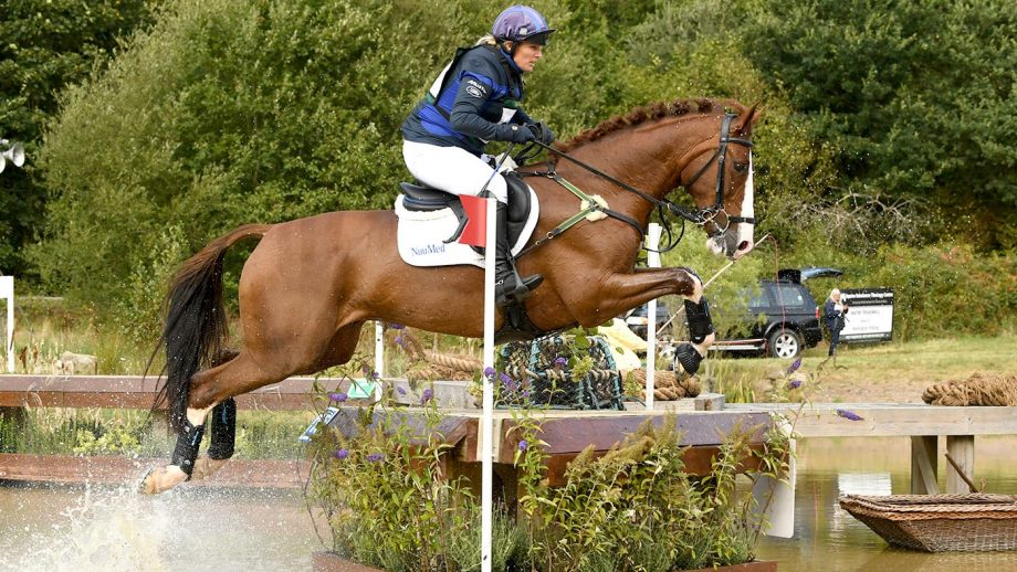 British eventing team: Aachen 2021 contenders Zara Tindall and Class Affair