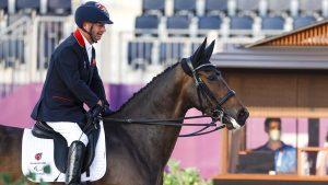 Paralympic dressage results