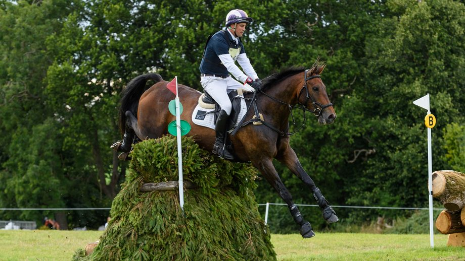 Hartpury horse trials results: Gubby Leech and Royal Harvest on their way to winning at Hartpury