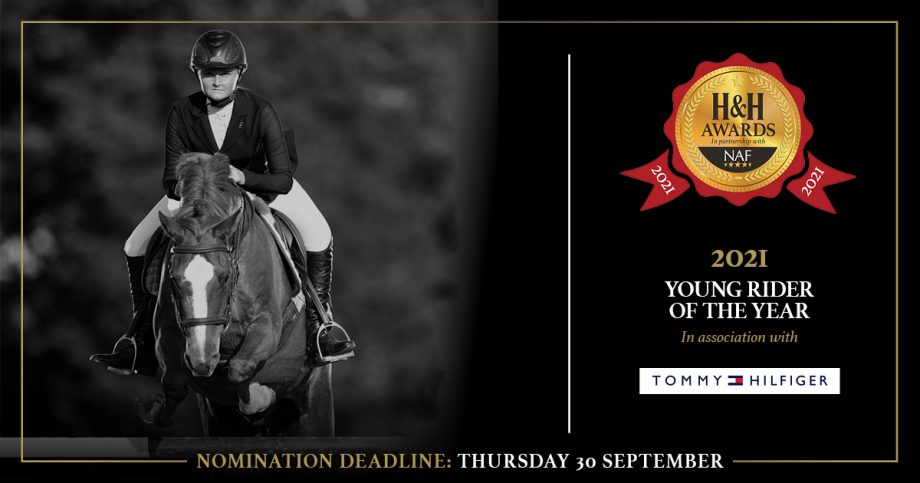 Tommy Hilfiger Equestrian Young Rider of the Year