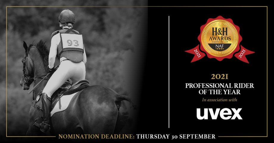 Uvex Professional Rider of the Year 2021