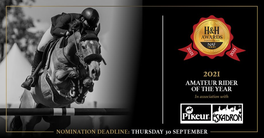 Pikeur Amateur Rider of the Year 2021