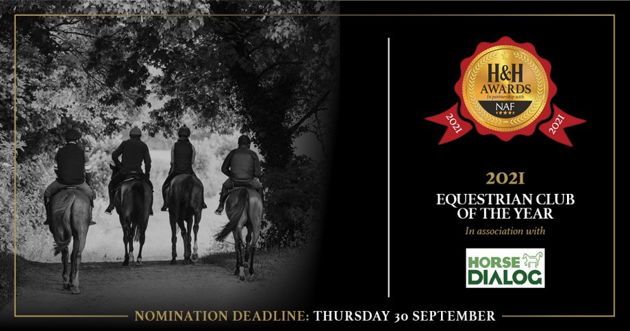 Horse Dialog Equestrian Club of the Year