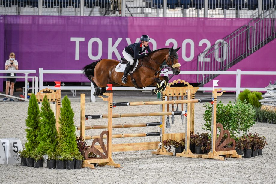Olympic showjumping times: find out when Holly Smith and the other Brits jump in the team final in Tokyo