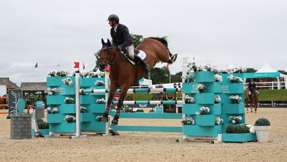 Bolewsorth Young Horse Championships results: Ronnie Jones and Kalache