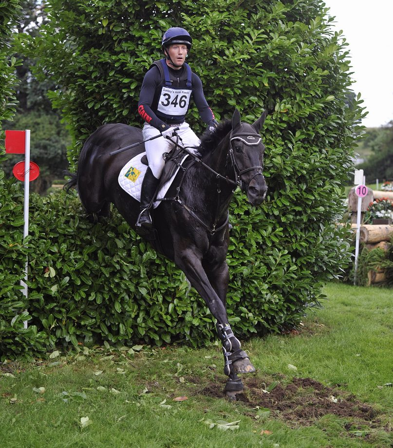 Somerford Park Horse Trials results: Oliver Townend and Tregilder finish on top