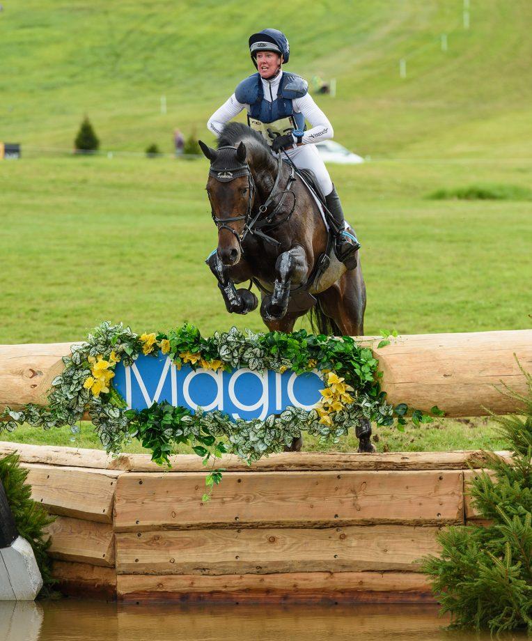 Nicola Wilson and JL DUBLIN (4*S) - Hartpury International Horse Trials, Saturday 14 August 2021 © 2021 Nico Morgan. All Rights Reserved