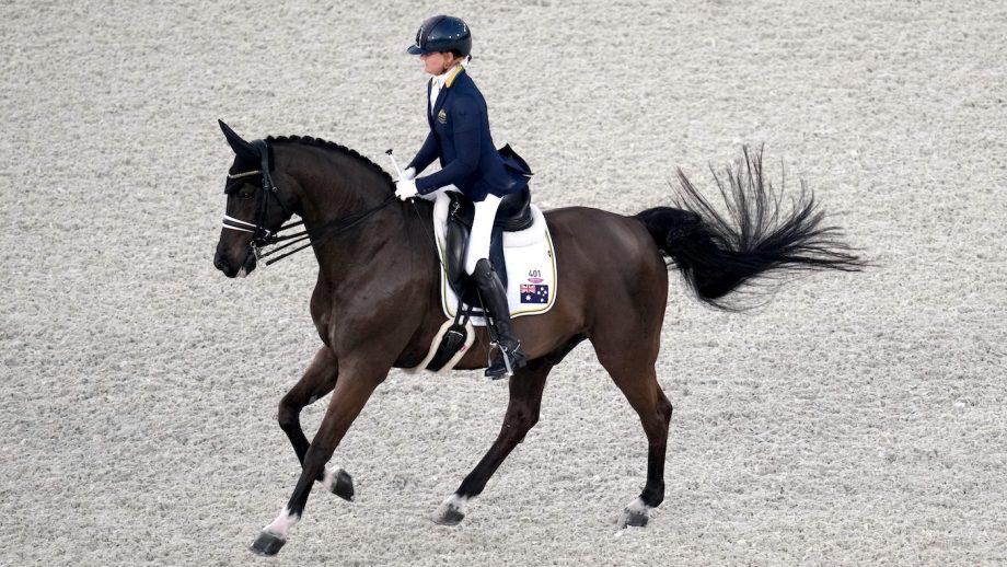 Tokyo Paralympics Sharon Jarvis