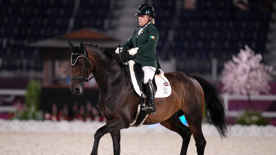 Tokyo Paralympics Rosemary Jean Gaffney