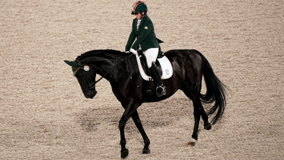 Tokyo Paralympics: Ireland's Kate Kerr-Horan and Serafina T
