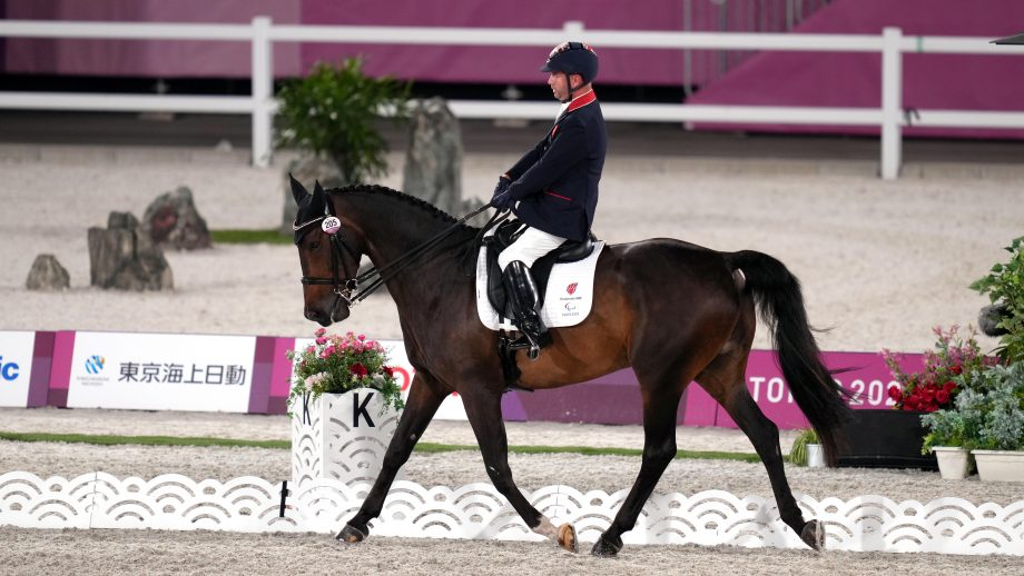 Paralympics dressage: Lee Pearson and Breezer take grade II freestyle gold in Tokyo