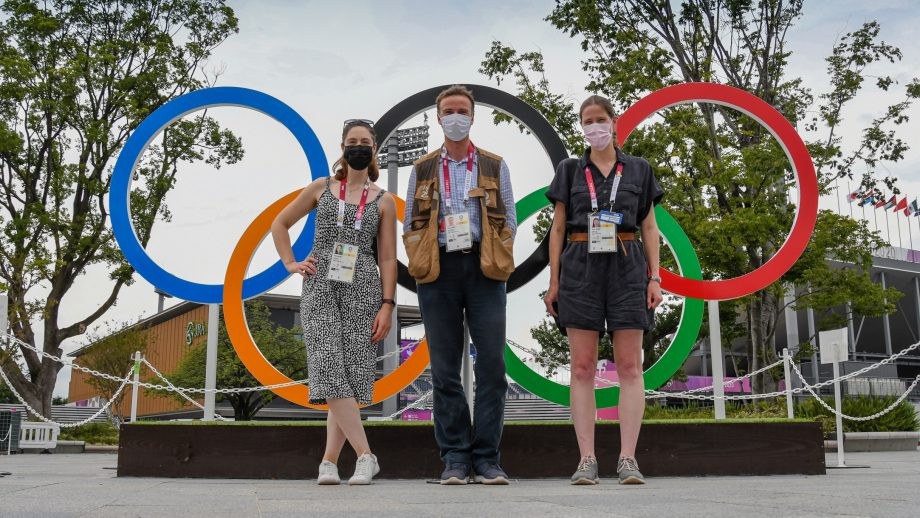Tokyo Olympics memories