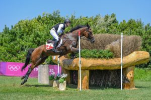 Olympics horse death: Jet Set, ridden by Robin Godel, was put down after an injury on course