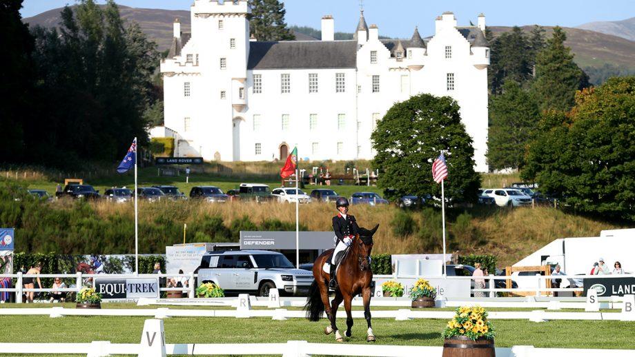 Blair Castle international dressage results
