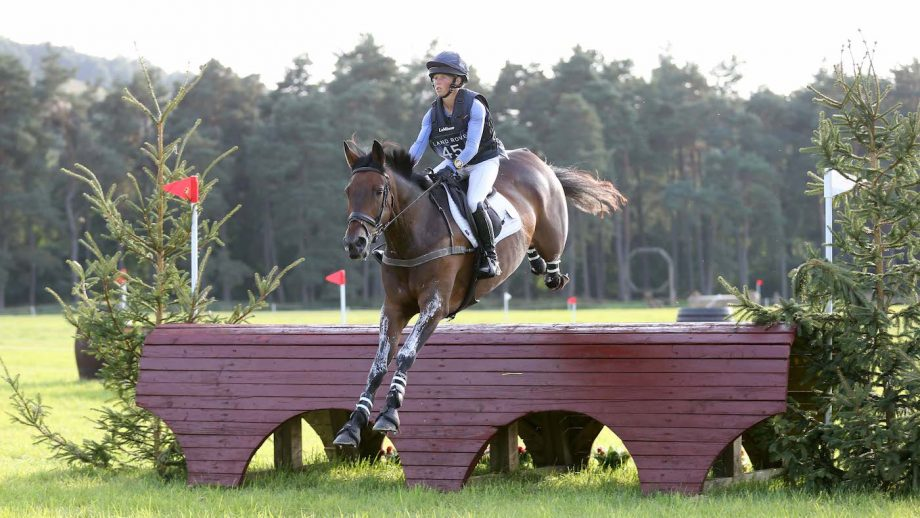 Ros Canter and Lordships Graffalo win the CCI4*-S at Blair Horse Trials