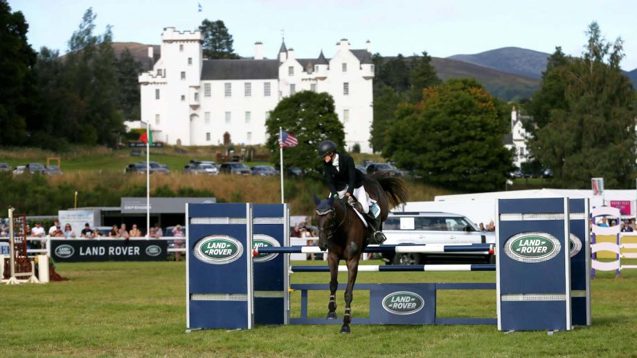 Blair Castle Horse Trials results: Rosie Fry and True Blue Too II win