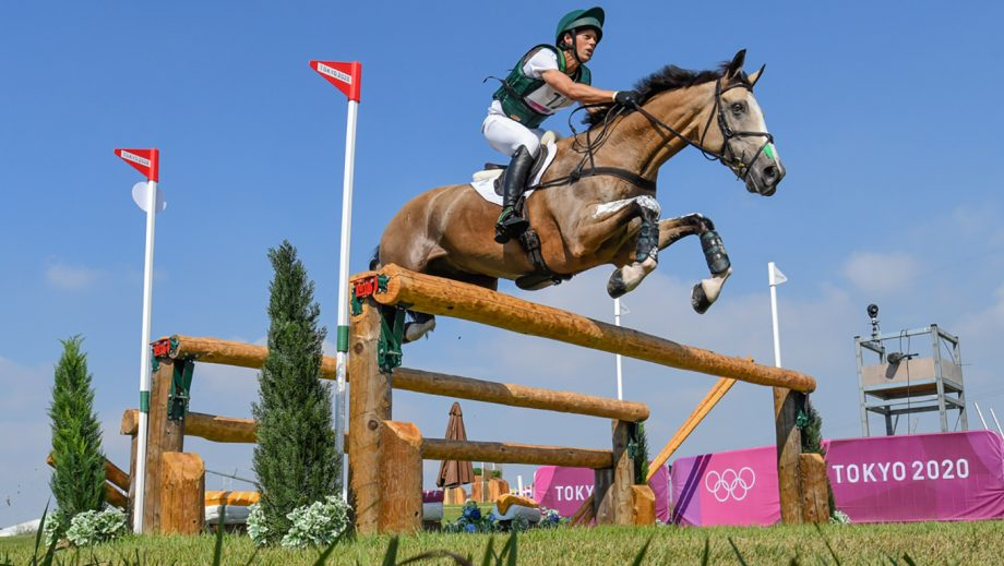 sam watson olympic eventing cross-country