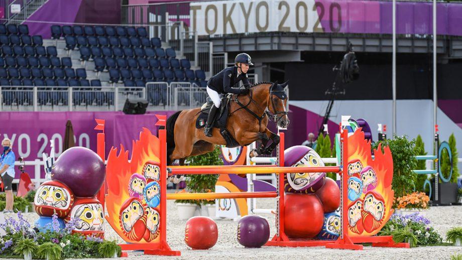 Susanna Bordone Tokyo Olympics