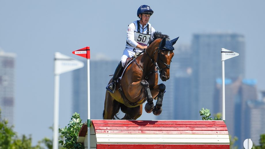 olympic eventing cross-country tom mcewen