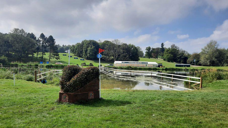 Blenheim Horse Trials: CCI4*-S cross-country course photos