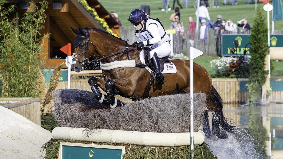 Aachen eventing results 2021: Laura Collett and Mr Bass